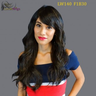 LW140 PARRUCCA LACE WIG COMPOSIZIONE MISTA